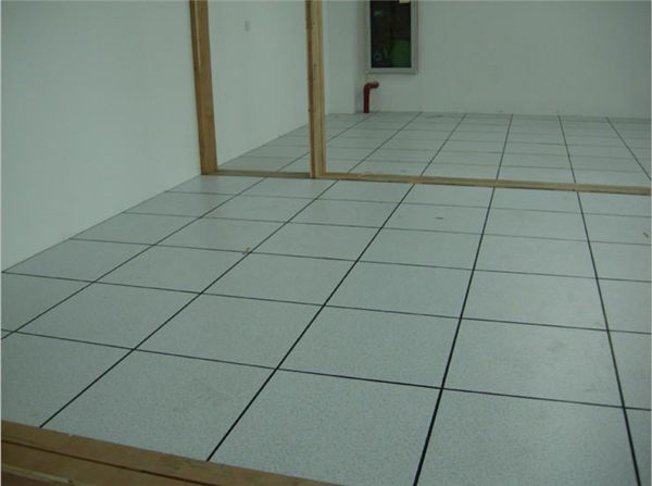 直铺PVC防静电地板